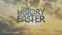 History Of Easter Trailer